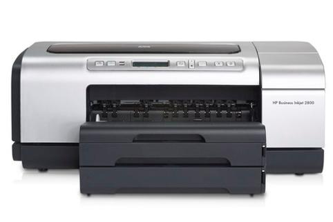 HP BUSINESS INKJET 2800 PRINTER DRIVER