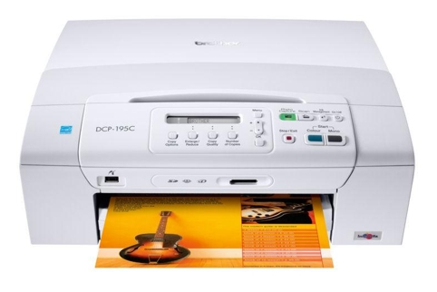 Brother DCP195C Printer