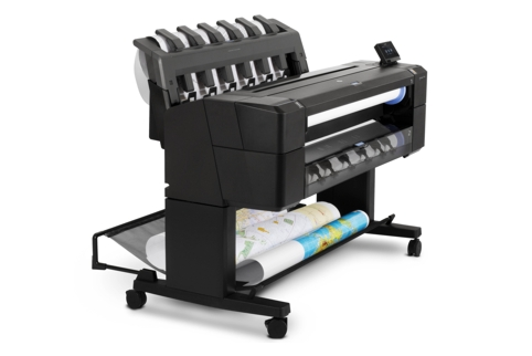 HP DesignJet T920 Printer