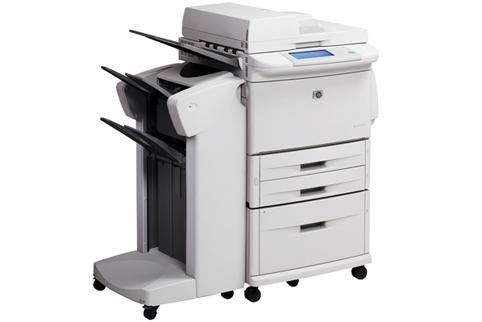 HP LaserJet 9000L MFP
