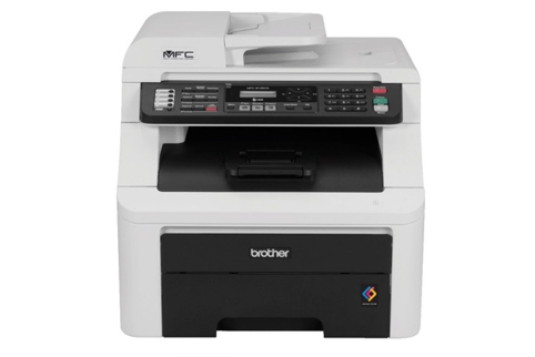Brother MFC9125CN Printer