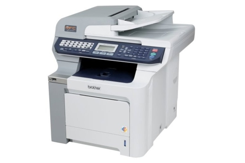 Brother MFC9840CDW Printer