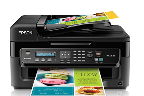 Epson Workforce 2520 Printer