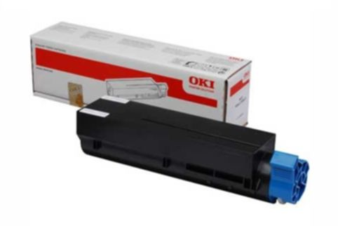 Oki 44992407 High Yield Black Toner Cartridge (Genuine)