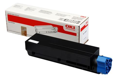Oki 45807107 Black High Yield Toner Cartridge (Genuine)