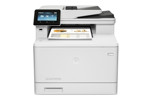 HP LaserJet Pro M477FDW CF379A Colour Laser Multifunction Printer