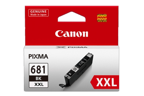 Canon CLI681BK Photo Black Extra High Yield Ink (Genuine)