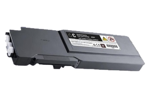 Fuji Xerox Docuprint CP405D CM405DF CT202034 Cyan Toner (Genuine)