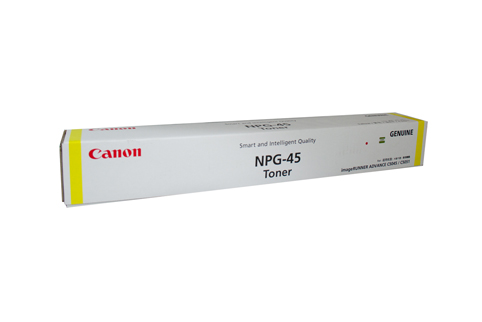 Canon TG45 GPR30 Yellow Toner Cartridge (Genuine)