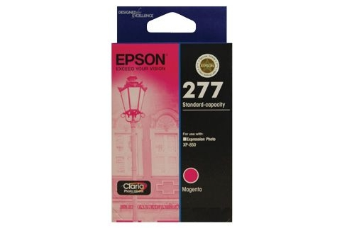 Epson 277 Magenta Ink (Genuine)