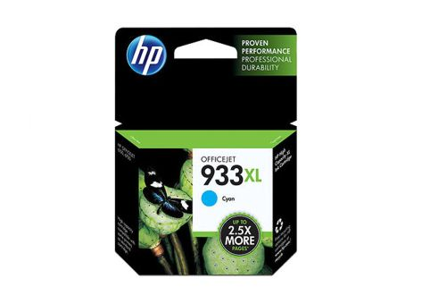 HP #933 CN054AA Cyan XL Ink  (Genuine)