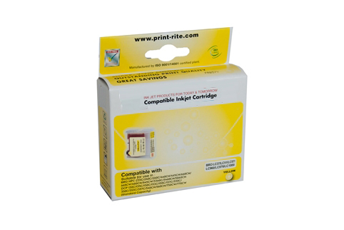 Brother LC47 Yellow Ink (Generic)