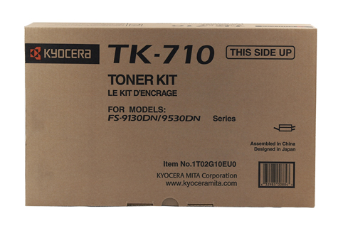Kyocera TK710 Toner Cartridge (Genuine)