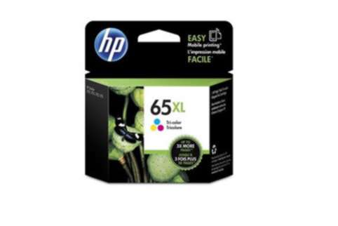HP #65XL N9K03AA Tri-Colour High Yield Ink (Genuine)