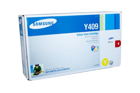 Samsung CLT-Y409S Yellow Toner Cartridge (Genuine)