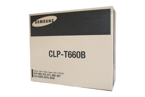 Samsung CLPT660B Transfer Belt (Genuine)