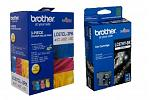 Brother LC67 High Yield MFC6490CW MFCJ615W Ink Pack (Genuine)