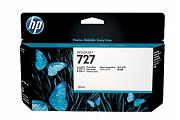 HP #727 B3P23A 130ml Photo Black Ink (Genuine)