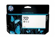 HP #727 B3P24A 130ml Grey Ink (Genuine)