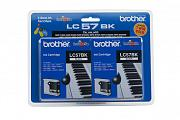 Brother LC57 Black Twin Pack (Genuine)