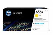 HP #656X CF462X Yellow High Yield Toner Cartridge (Genuine)