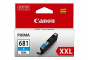 Canon CLI681C Cyan Extra High Yield Ink (Genuine)