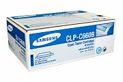 Samsung CLPC660B Cyan Toner Cartridge (Genuine)