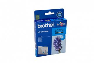 Brother LC37 Cyan Ink (Genuine) for DCP150C printer