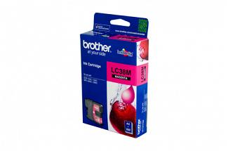 Brother LC38 Magenta Ink (Genuine) for DCP165C printer