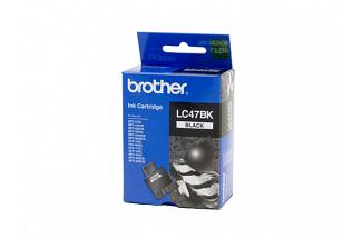 Brother LC47 Black Ink (Genuine) for DCP115 printer