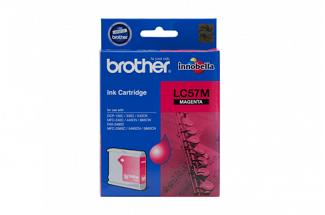 Brother LC57 Magenta Ink (Genuine) for DCP330C printer