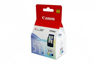 Canon CL511 Colour Ink (Genuine)