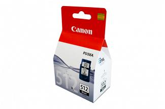 Canon PG512 High Yield Black Ink (Genuine)