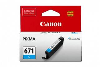 Canon CLI671 Cyan Ink (Genuine)