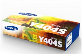 Samsung CLTY404S Yellow Toner Cartridge (Genuine)