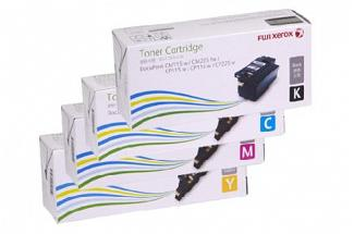 Fuji Xerox DocuPrint CM115W CP115W CP116W Toner Cartridge (Genuine)