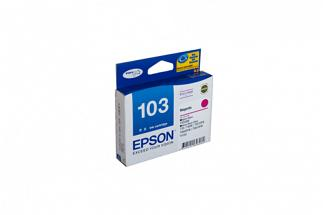 Epson #103 High Yield Magenta Ink (Genuine)