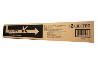 Kyocera TK899K Black Toner Cartridge (Genuine)