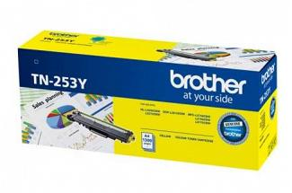 Brother TN253Y Yellow Toner Cartridge (Genuine)