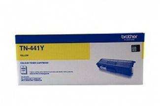 Brother TN441Y Yellow Toner Cartridge (Genuine)