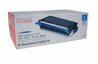 Fuji Xerox C3290FS CT350568 Cyan Toner Cartridge (Genuine)